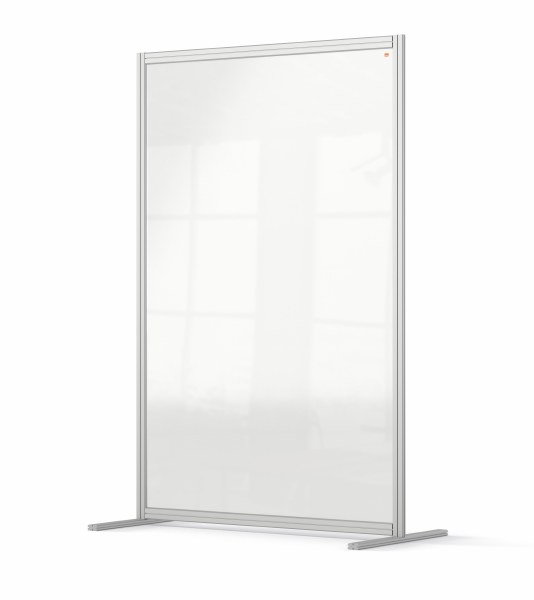Nobo 1915515 Premium Plus Acrylic Room Dividers