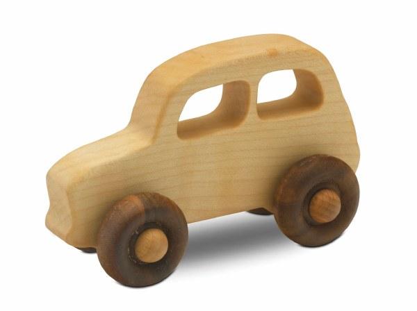 Little Wooden Car