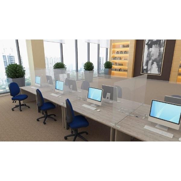 Acrylic Desktop Divider Screens