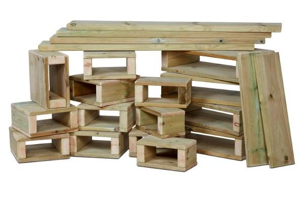 Building Block Set (22 piece)