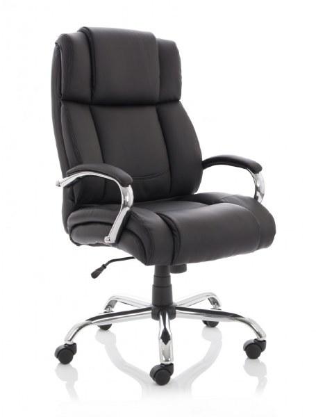 Texas Heavy Duty Leather Chair