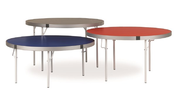 Fast Fold Round Tables
