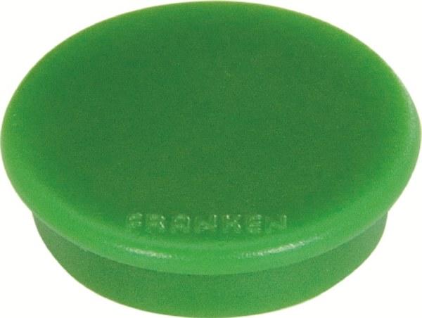 Franken Round Magnet 13mm Green