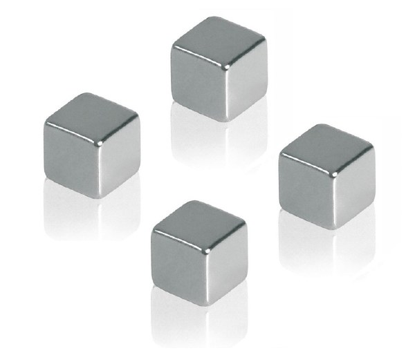 Franken Super Strong Magnets Pack of 4