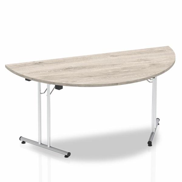 Semi-circle Folding Table