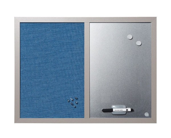 Bi-Office Combination Pin/Drywipe Boards