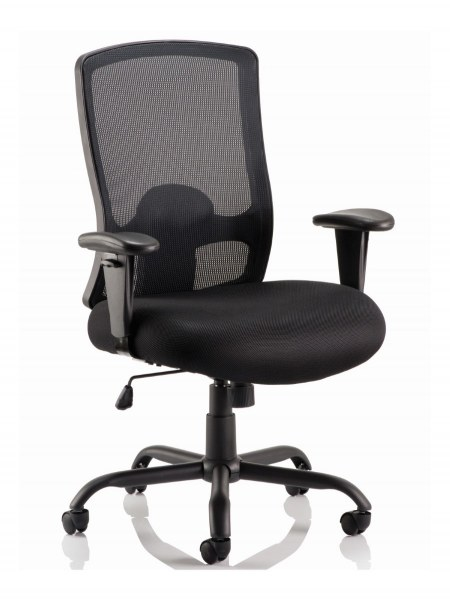 Portland Heavy Duty Mesh Back Chair