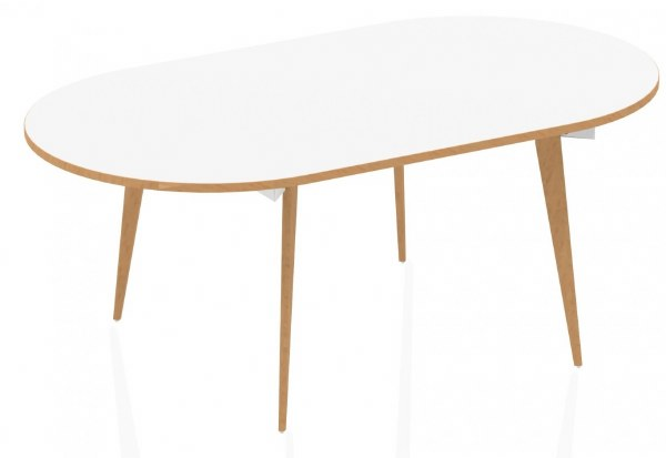 Oslo Oval Boardroom Table