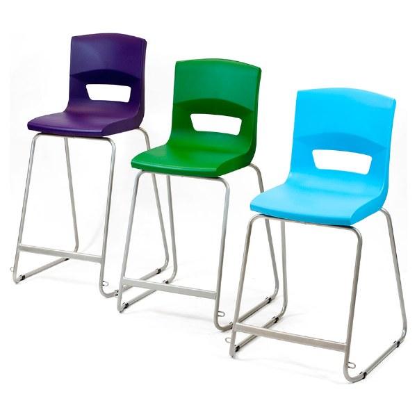 Postura Plus Classroom High Chair