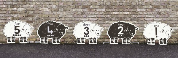 Sheep - Pack of 20