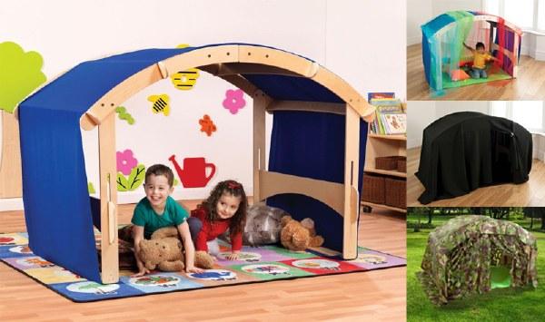 Indoor/Outdoor Folding Den