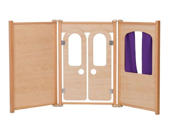 Maple 'Home' 3 Panel Set