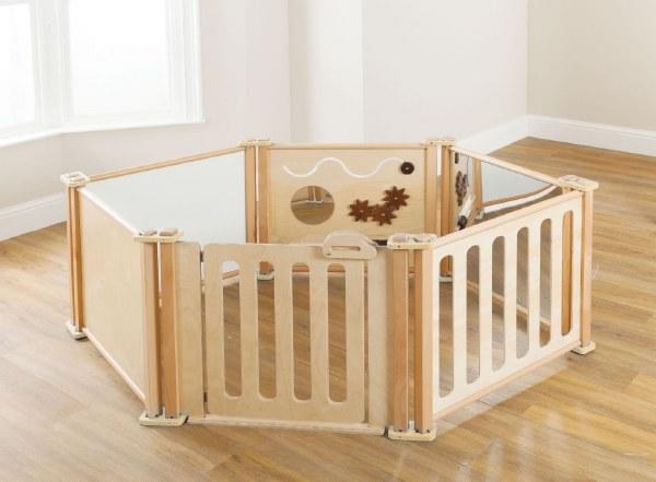 Toddler Enclosure 6 Panel Set