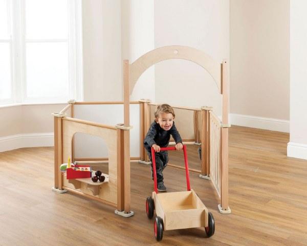 Toddler 6 Panel Set