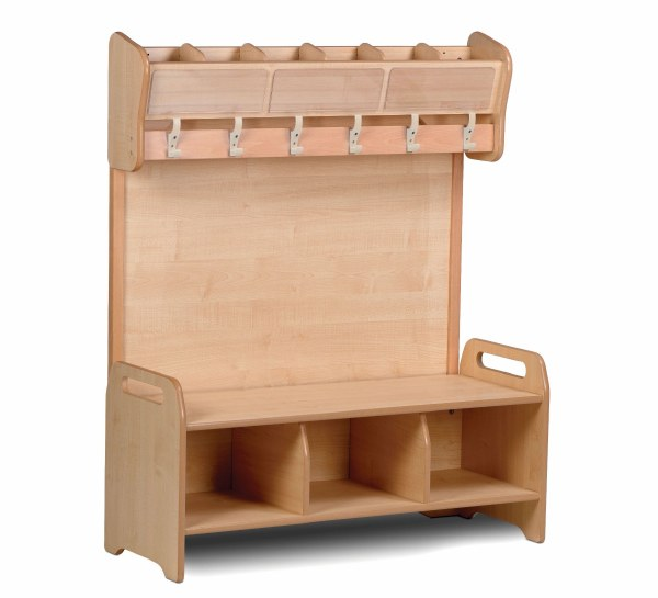 Freestanding Cubby Unit