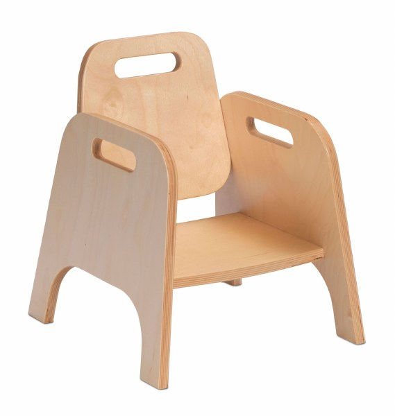 Sturdy Chairs, Pack of 2