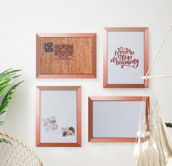 Bi Office Positive Flow Copper Boards Set