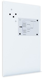 SkinWhiteBoard - Magnetic Frameless Whiteboards