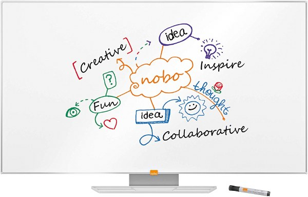 Nobo Widescreen Whiteboard