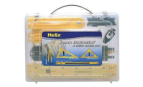Helix Board Equipment Set Box