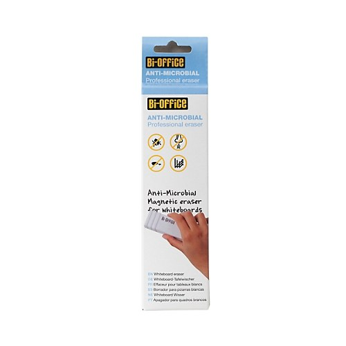Bi-Office Antibacterial Whiteboard Eraser