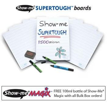 Supertough A4 Board Packs