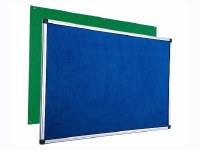 Bi-Office Fire Retardant Felt Noticeboards