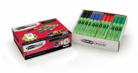 Show-Me Assorted Drywipe Pens Box 48