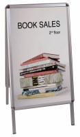 Bi-Office A-Board Poster Frame A1