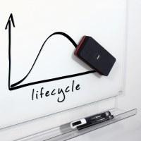 Glass Board Magnetic Eraser