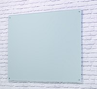 Wall Mounted Glass Boards 15 Colours