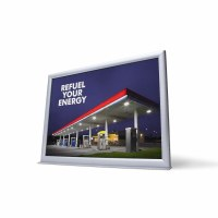 Double Sided Stand-Up Poster Frames