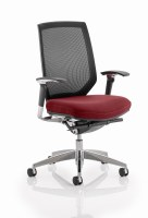 Midas Mesh Back Executive Chair Chiilli Seat