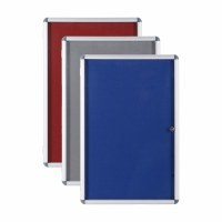 Economy Lockable Internal Noticboards