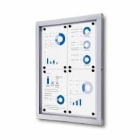 Lockable Noticeboards Indoor/Outdoor