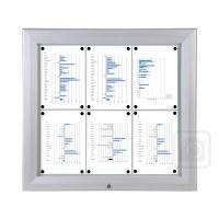 SCT Outdoor Lockable Display Cases