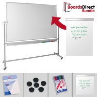 Revolving Whiteboard Bundle