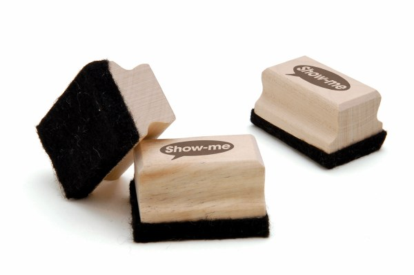Traditional Wooden Eraser MINI