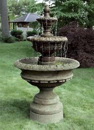 "Fountain, Chanticleer, 71"""