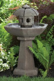 Fountain, Spring Rain Pagoda