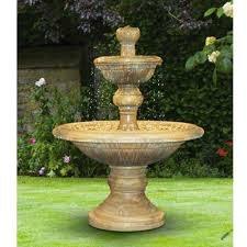 Fountain, Traviata 2-Tiered