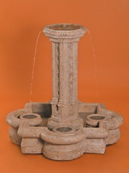 Fountain, Victorian, small