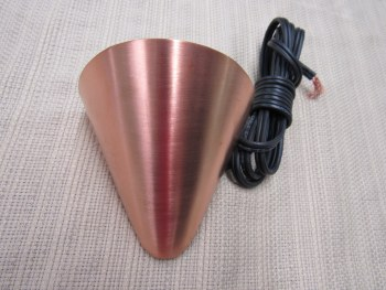 Light, N Postliter Copper