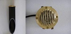 Light, A 400W Brass