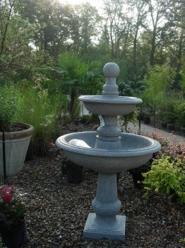 Fountain, Monticello 66""