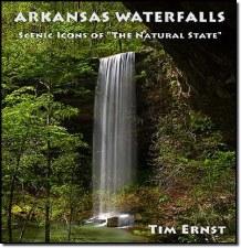 Book, Arkanas Waterfalls