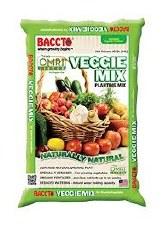 Baccto, Veggie Mix 40 Qt.