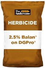 Balan 2.5% 40 lb. pre-emerg