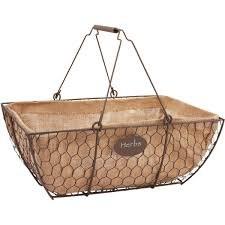 Basket, Herb