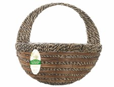 "Hanging Basket, Wall Sisel 16"""